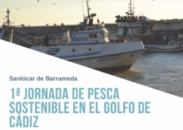 Cartel I Jornadas Pesca Sostenible